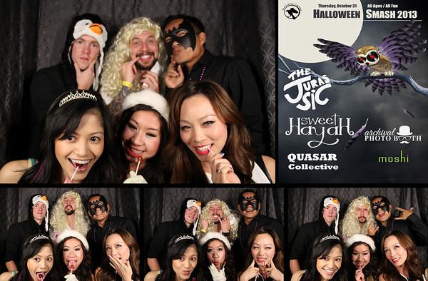 Halloween Smash 2013 10.31.13 Photo Strips