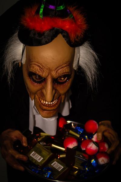 Halloween at Red Mesa Cantina 2012