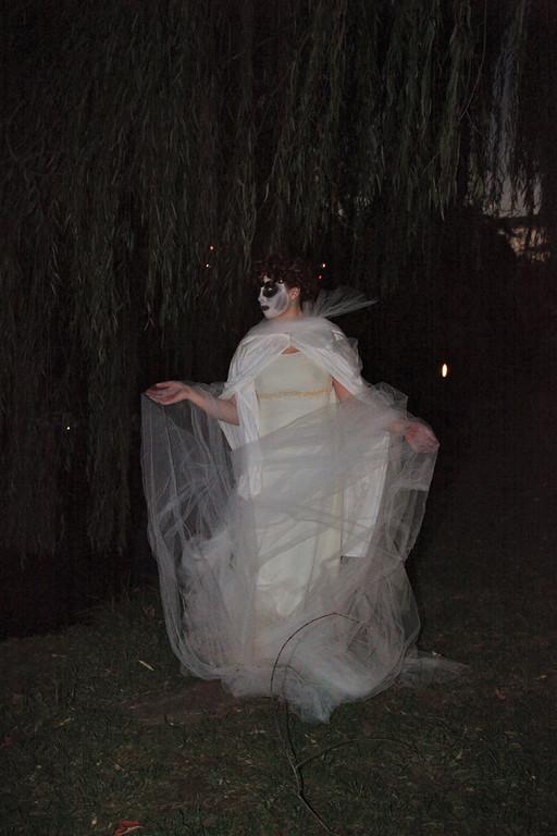 2010 Halloween in Baker Park