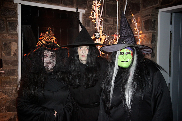 2011 Halloween in Baker Park