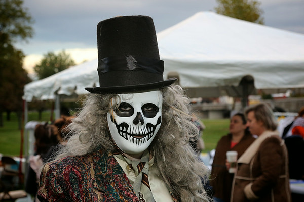 2013 Halloween in Baker Park