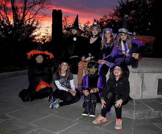 2014 Halloween in Baker Park