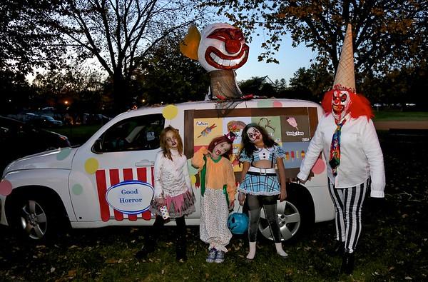 2015 Halloween in Baker Park