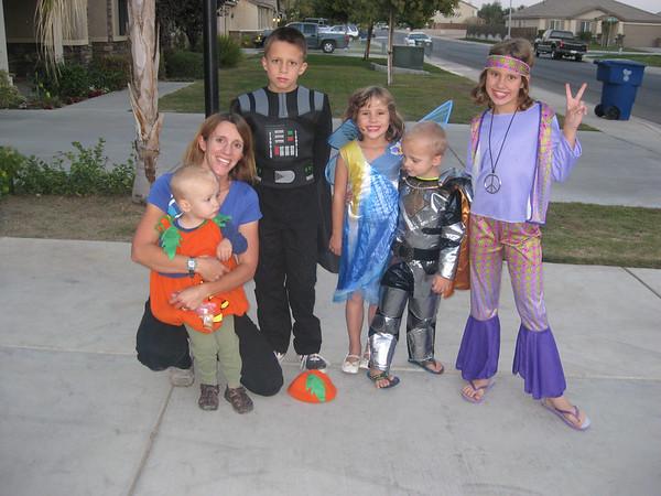 Halloween in Bakersfield Oct 2014