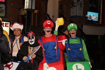 Halloween Night 2015