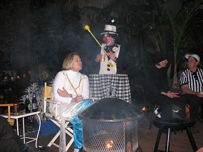 Halloween party - 2006
