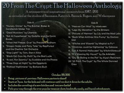 Halloween Invite 2011