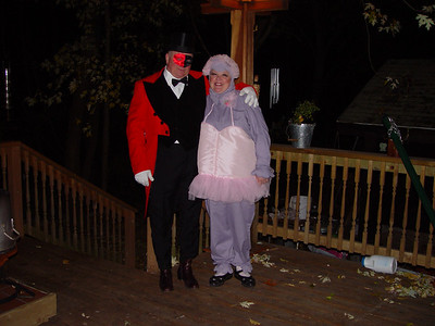 porters party Halloween 2002 014