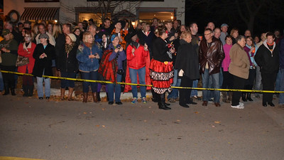 Douglas Nighttime Halloween Walking Parade for Adults - 2014 was a very good year!