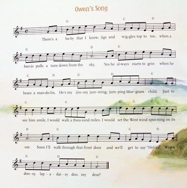 Owen's song.
