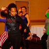 Shake it, Alicia!