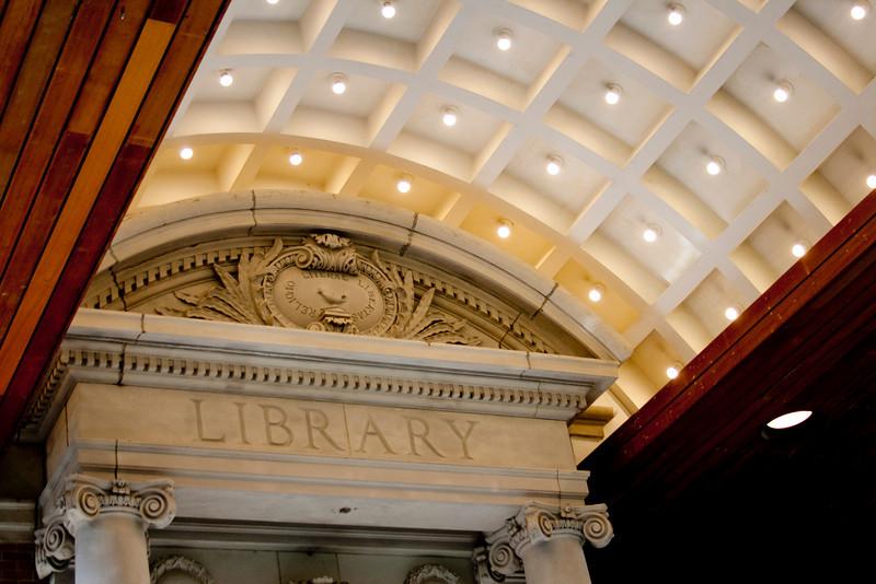 Hamline Library.