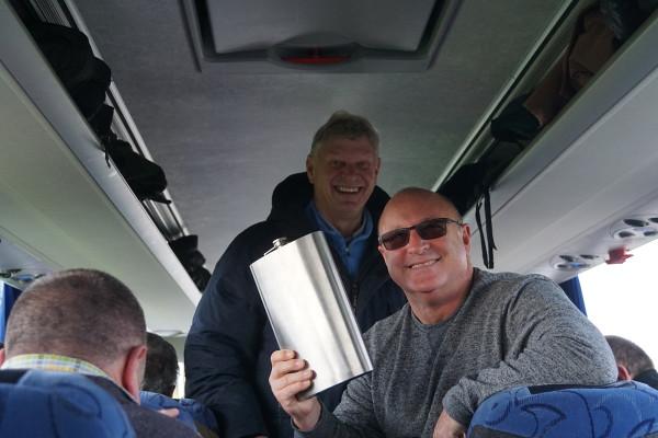 Hampstead Pals visit to Arras October 2015