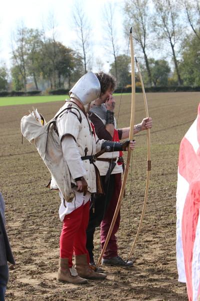Hampstead Pals visit to Agincourt