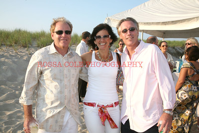 Andy Jacobs, Elaine and Jim Saladino