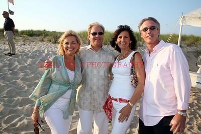 Debra Halpert, Andy Jacobs, Elaine and Jim Saladino 2