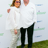 Chef David Burke, Marion Waxman