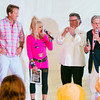 Chris Wragge, Betsey Johnson, Chef David Burke, Dr. Samuel Waxman