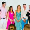 Bradley Fishel, Maria Fishel, Melissa Fishel, Kenneth Fishel, Dr. Samuel Waxman