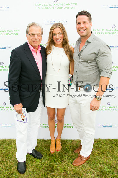10th Annual Hamptons Happening Feast Benefiting the Samuel Waxman Cancer Research Foundation Honoring Betsey Johnson, Paul Ridley and Chef David Burke in Bridgehampton, NY on July 26, 2014