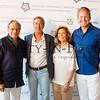 Dr. Samuel Waxman, Marc Leder, Marion Waxman, Chris Wragge