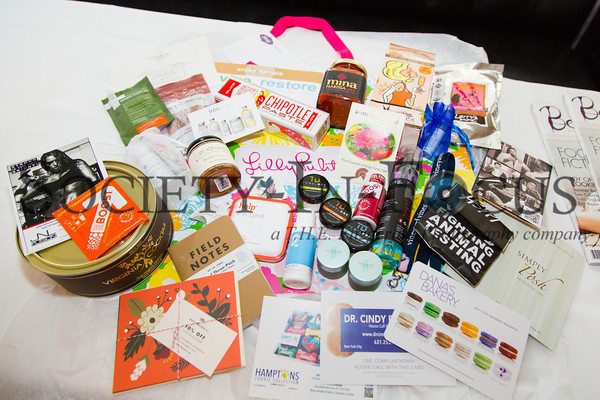 Gift Bag Contents