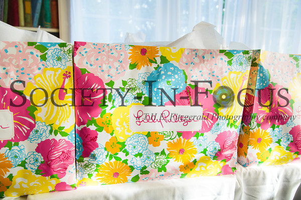 Lilly Pulitzer Gift Bags