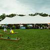 Main Food Tent