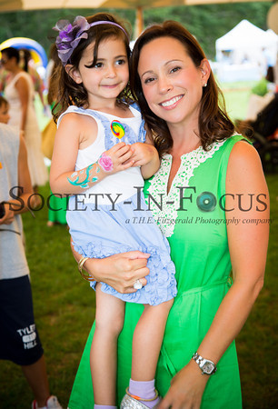 Robin Katz Boyarski with daughter