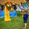 Max the Lion with Sasha Marx