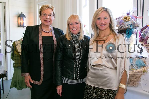 Dori Geier, Bernadette Zimmermann, Mary Beth Lichtneger