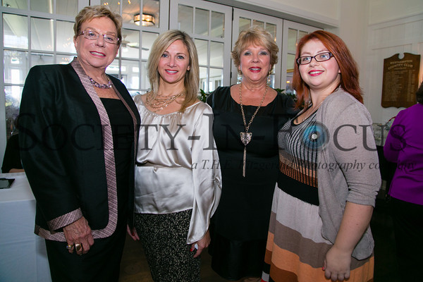 5th Annual IGHL Luncheon and Fashion Show at the Westhampton Country Club in Westhampton, NY on October 20, 2013