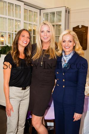 Beth McNeill, Therese Flaherty, Ann Liguori