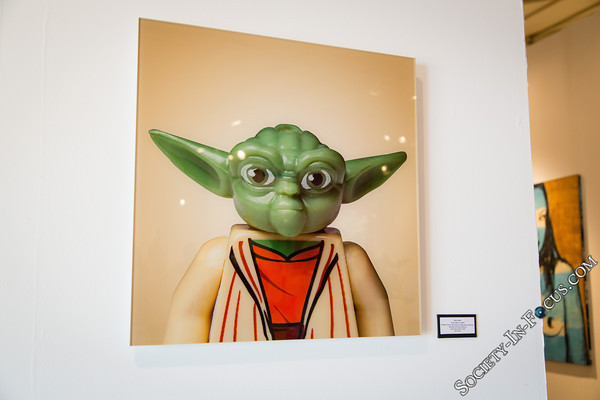 """Yoda Front"" by Dale May"