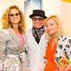 Edie Lutnick, Donald Scott, Catherine Danner