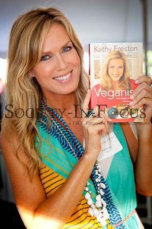 "Kathy Freston, author of ""Veganist"""