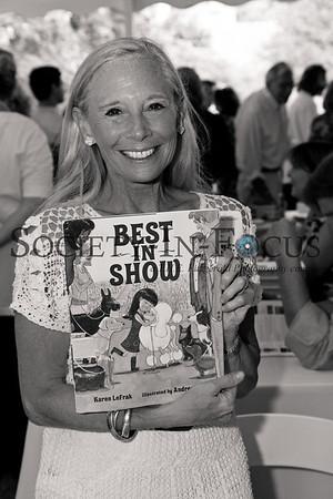 """Karen LeFrak, author of """"Best in Show"""""""