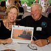"""Fran Castan and Lewis Zacks, authors and illustrator of """"Venice: City That Paints Itself"""""""