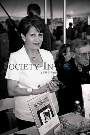 "Armineh Helen Ohanian, author of ""The Talking Animals"""
