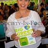 Jackie Newgent RD, author of Big Green Cookbook