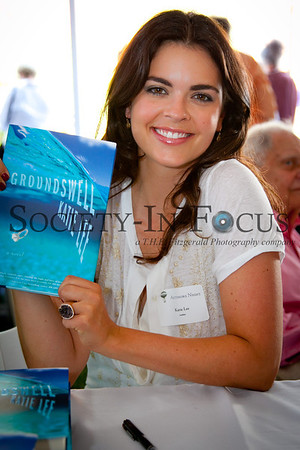 """Katie Lee, author of """"Groundswell"""""""