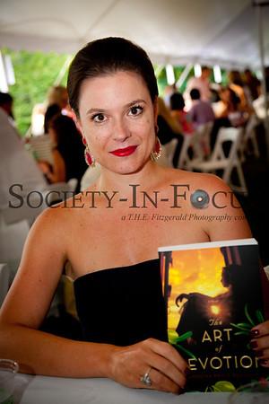 "Samantha Bruce Benjamin, author of ""The Art of Devotion"""