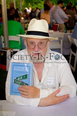 "Dan Rattiner, author of ""In the Hamptons Too"""