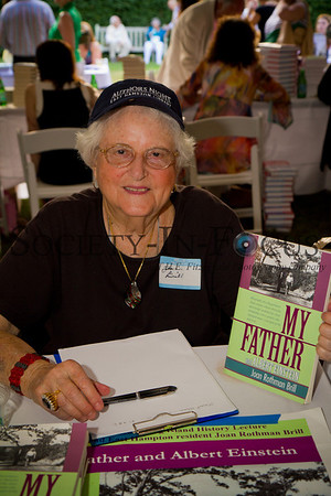"""Joan Rothman Brill, author of """"My Father and Albert Einstein"""""""
