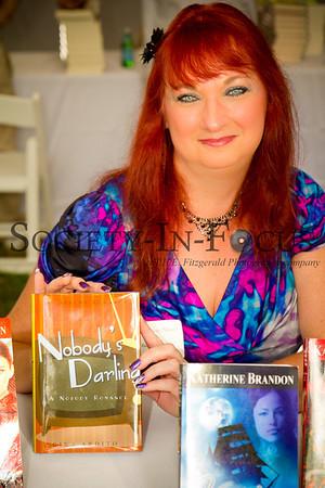 "Gina Ardito, author of ""Nobody's Darling"""