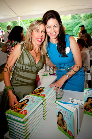 """Lisa Drayer, author of """"The Beauty Diet"""""""