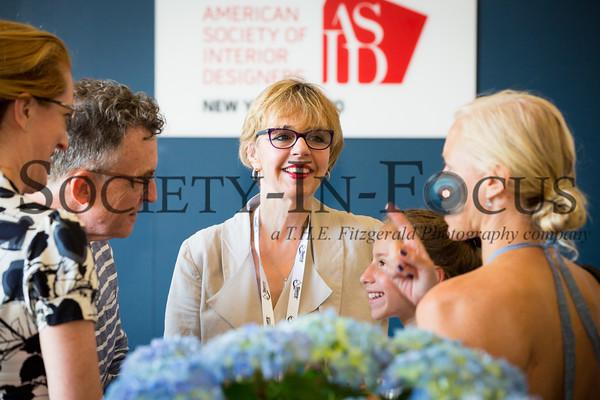Andrea Greeven Douzet, Glenn Gissler, Bonnie Steves and guests