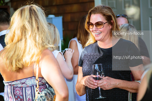BEACH Magazine Cover Party with Tracy Anderson at the Southampton Social Club on July 8, 2017
