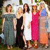 Victoria Stokes, Tracy Anderson, Tanya Zaben, Sarah Morris, Giulia Papailias