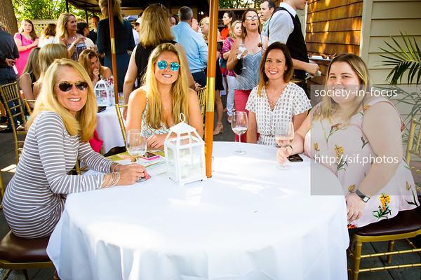 Mary Quatroche, Emily Quatroche, Kate Burton-Brown, Nathalie Owen